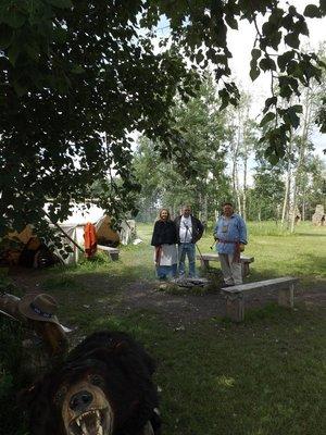 Metis camp