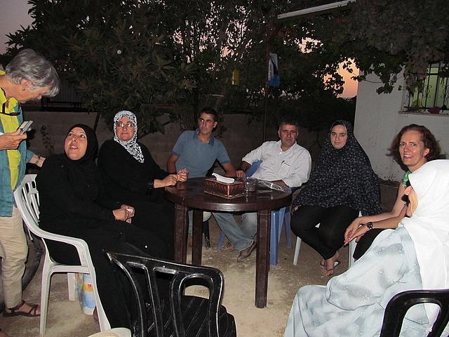 Family Night in Palestine