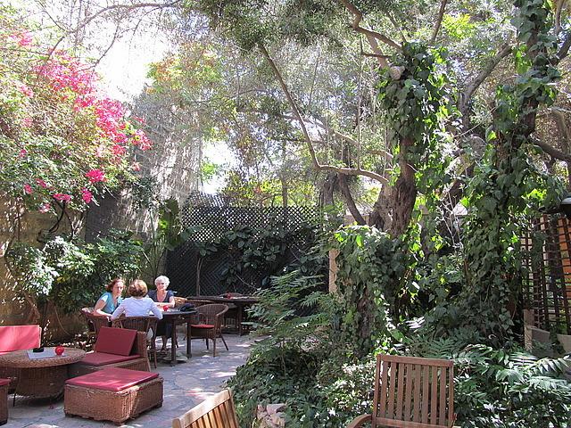 Friends at Olive Garden