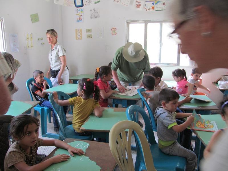 Amal ou Salam School for Syrian Children