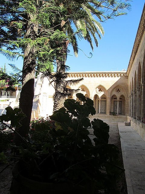 Pater Noster Church