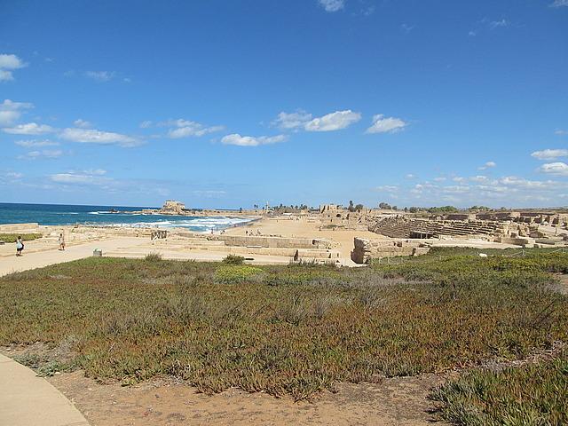 Cesarea by the Sea