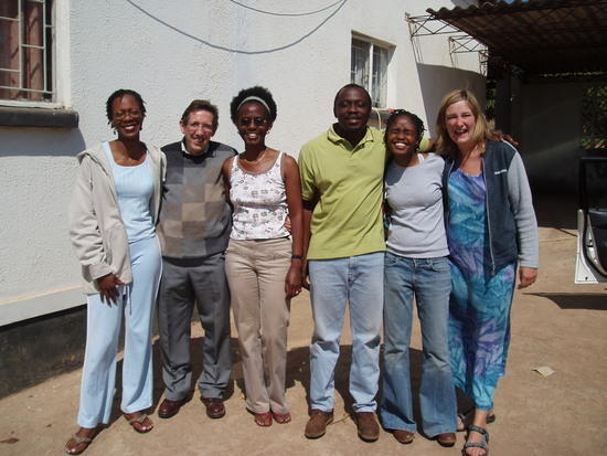 The Zambian Family