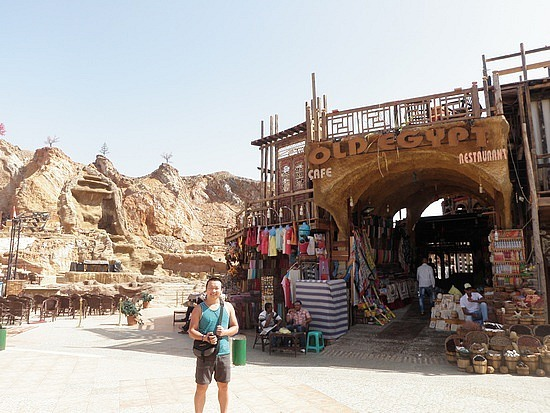 Old Sharm day trip