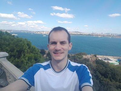 Views over the Bosphorus