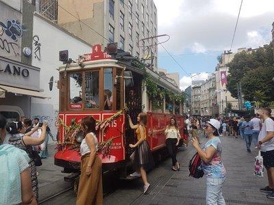 Beyoğlu Trams