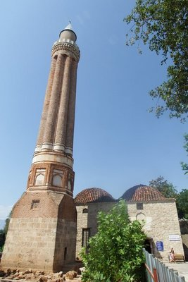The Yivliminare Mosque
