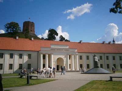 National Museum & Gediminas Tower