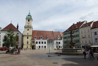 Bratislava Old City