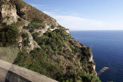 Cliffside roads