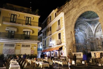 The heart of Sorrento
