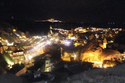 Nighttime views