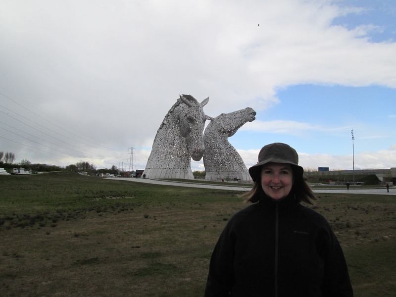 Me and the kelpies