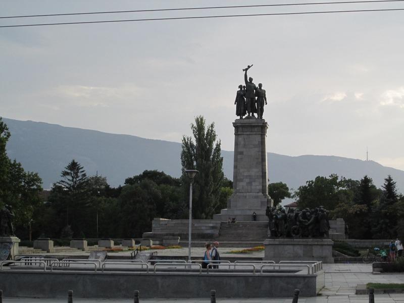 Russian Army Memorial