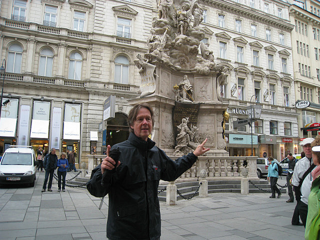 Gerhard and the Plague Column