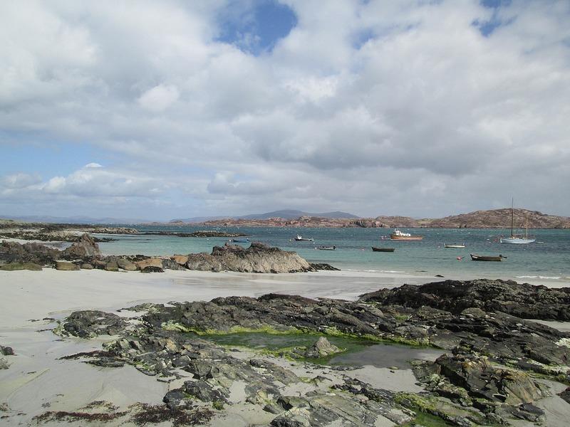 Iona's harbor