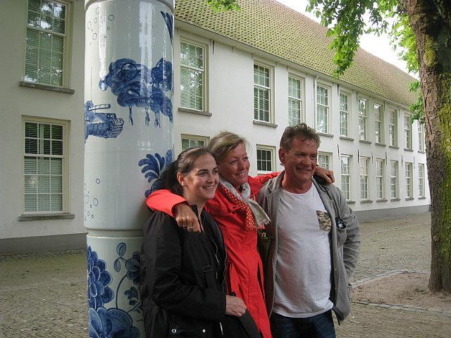 Heidi, Rolinka and Paul