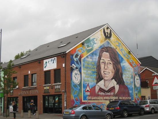 Sinn Fein HQ