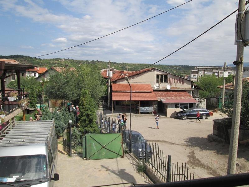 View from Tsetska's deck