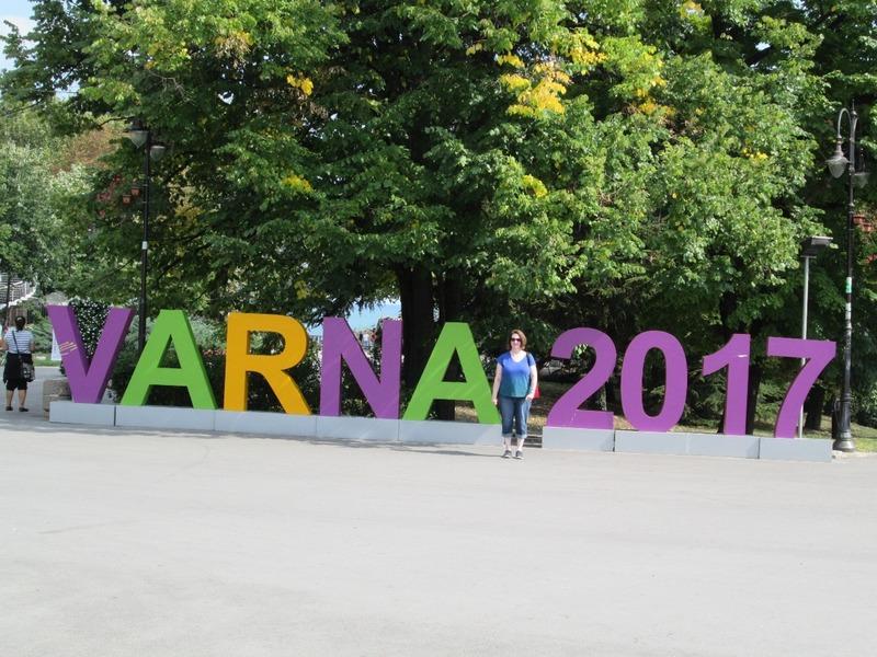 Aslant in Varna