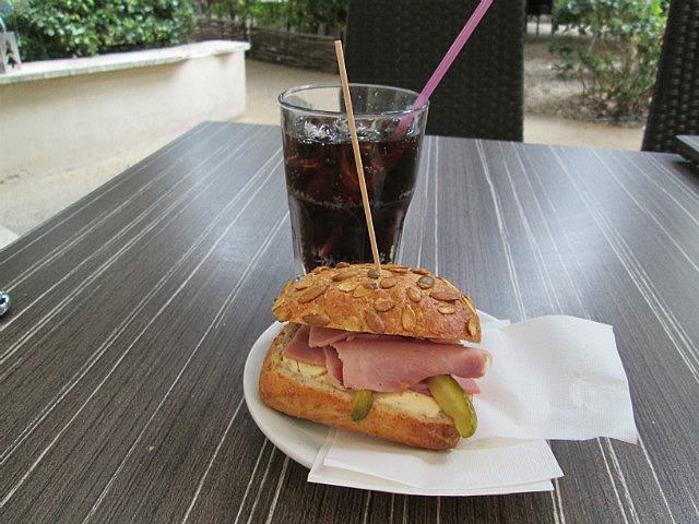 Yummy lunch!