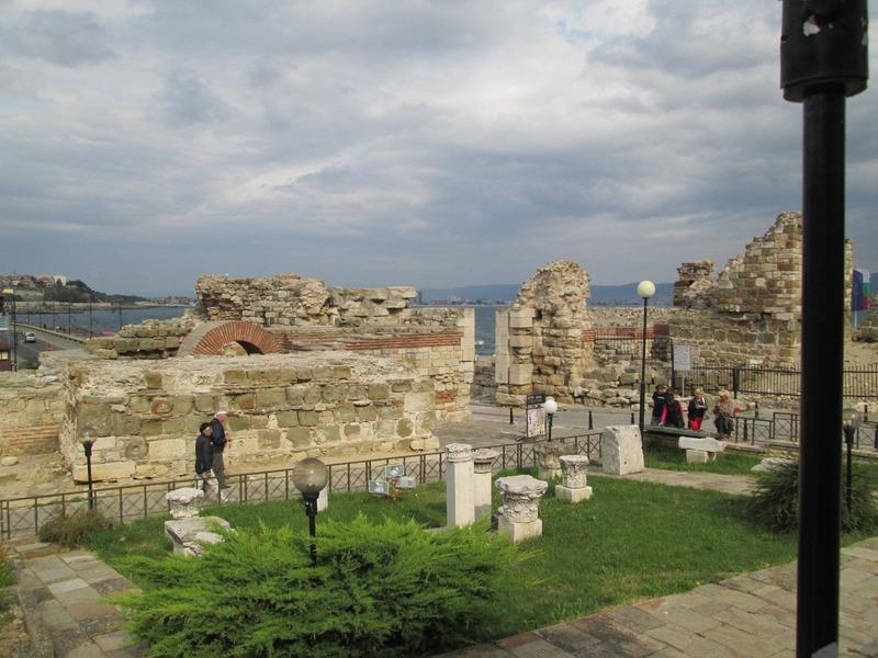Old Town Nesebar gates