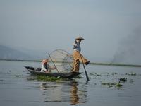 The Iconic Fishermen of Inle Lake