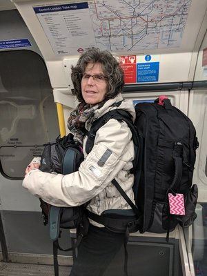 laurie pack