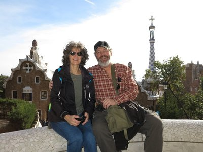 b and l park guell