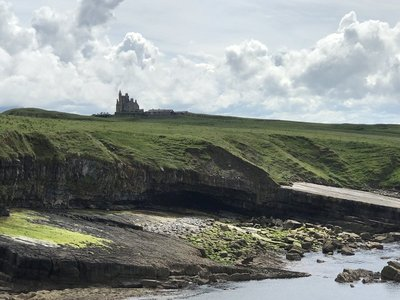 Classiebawn Castle, Mullaghmore - summer home of Lord Mountbatten