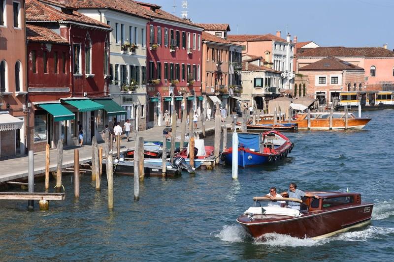 The Murano main drag