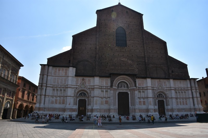 The other St Peters Basilica - Basilica di San Petronio