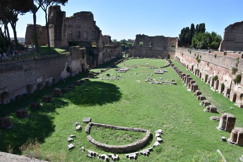 The Hippodrome, Palatine