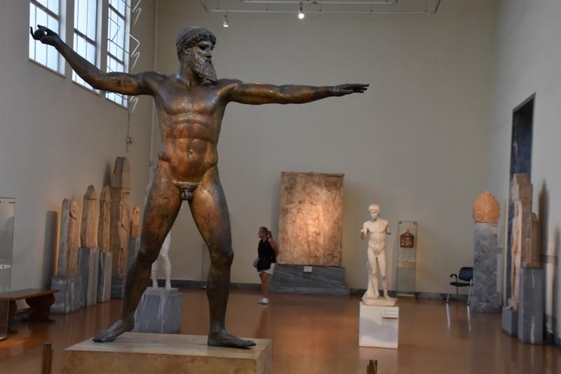 Poseidon (or Zeus?)