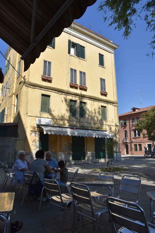 Murano Town Square - Campo S Bernado