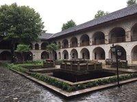 Accommodation Area of Karavanseray