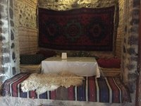 Tea Room at the Karavanserai Hotel