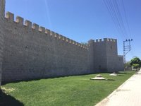 City Walls of Battalgazi - Just Too Pristine
