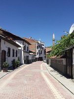 Restored Street in Battalgazi