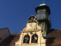 Graz Glockenspiel in Motion & in Tune