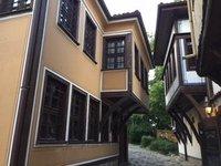 Ottoman Houses in PLOVDIV