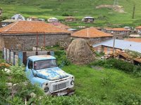 Evidence of Life at Tsdo Village