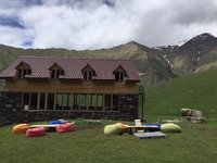 5 Seasons Mountain Refuge Just Above Juta