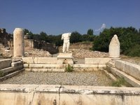 One of Pools at Roman Baths, Afrodisias