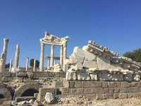 Amazing Standards of Archeological Reconstruction at Pergamum