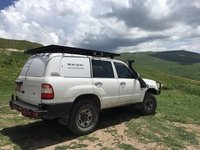 Our Trusty Truck High Up on Selim Pass