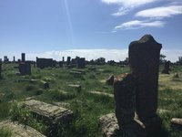 Noratus Cemetery - A Huge Graveyard of over 800 Khachkars