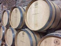French Oak Barrels @ Schuchmann Vineyard