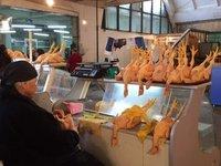 More Familiar Food at Kutaisi Market