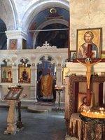 A Special Moment at Motsameta Monastery